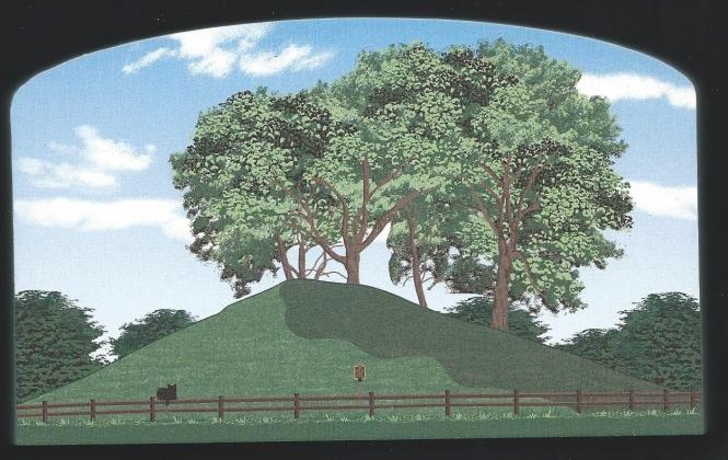 Cat's Meow Enon Mound