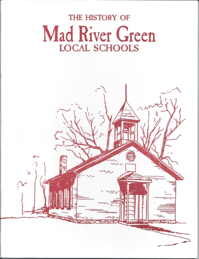 History of Mad River Green Local Schools book