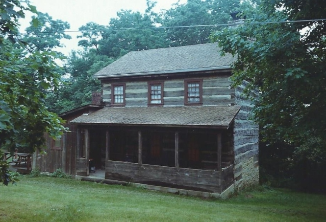 James Galloway House-1798