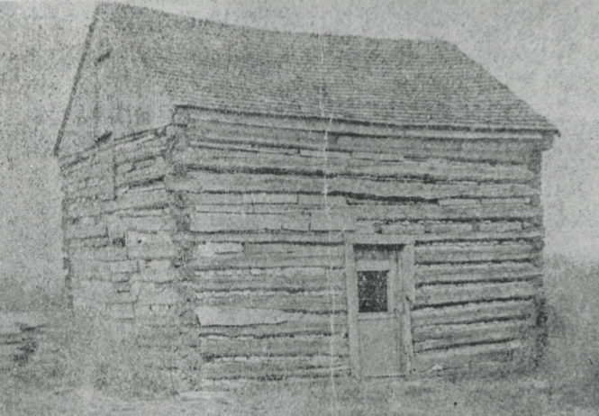 1st Knob Prairie Christian Church-1806